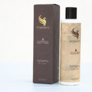 Balsamo con olio di argan e confezione
