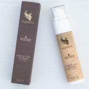 Crema viso Argasens e confezione