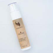 Flacone crema viso con olio di argan