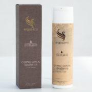 Crema corpo idratante con olio di argan