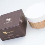 Maschera capelli Argasens con olio di argan puro